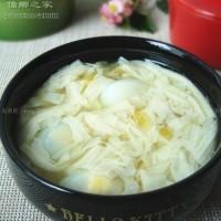 腐竹白果薏米糖