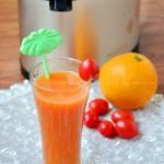 橘子番茄汁