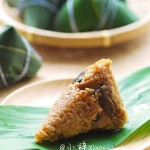 端午香菇排骨粽(包粽子的方法与步骤)