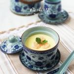 虾仁蛋羹(早餐菜谱)