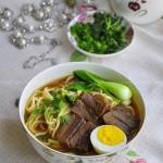红烧牛肉面(解密舌尖2相逢美食)