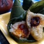 蜜枣糯米粽子(包粽子的方法与步骤)