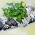 砂鍋魚頭湯(感恩《舌尖上的中國2》的時節)