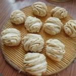 五香花卷(早餐菜谱)