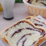 红豆淡奶油吐司(面包机菜谱)
