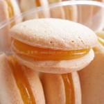 杏仁柠檬酱夹心饼干(甜品点心)