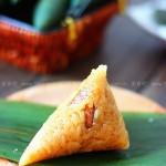 蛋黄鲜肉粽(包粽子的方法与步骤)