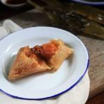 蛋黄肉粽(包粽子的方法与步骤)