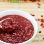 陈皮红豆沙(广东传统精典甜品)