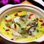 冻豆腐炖鱼头(感恩《舌尖上的中国2》的时节)