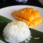 泰式椰香芒果糯米饭(东南亚料理)
