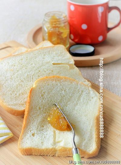 一键式蜂蜜面包