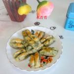 韭菜卷(早餐菜谱)