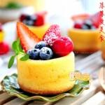 水果蛋糕杯子(甜品点心)