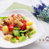 新疆大盤雞