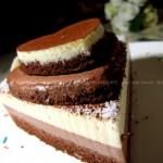 椰香绵绵蛋糕(甜品点心)