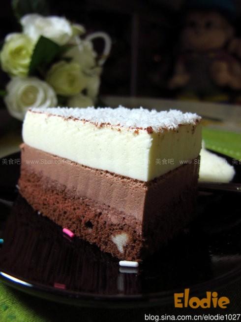 椰香绵绵蛋糕