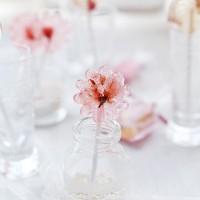 花朵棒棒糖