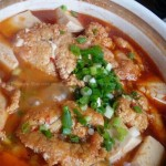 魚籽豆腐煲