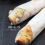 紫土豆粉面包条(早餐菜谱)