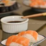 三文鱼寿司(握寿司)