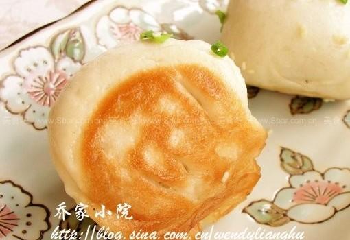 扬州生煎包(早餐菜谱)