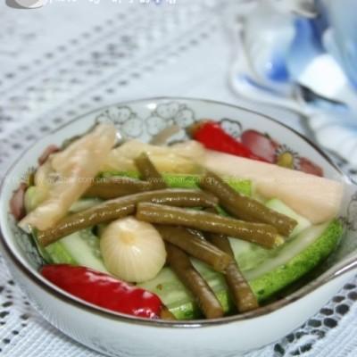 正宗四川泡菜