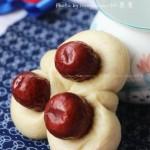 枣花馍(早餐菜谱)