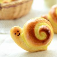 小蝸牛面包