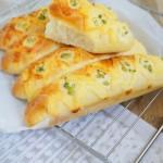 香葱芝士面包(早餐菜谱)