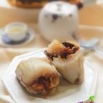 广式肉粽(包粽子的方法与步骤)