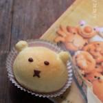 小熊红豆面包(早餐菜谱)
