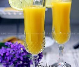芒果柠檬汁