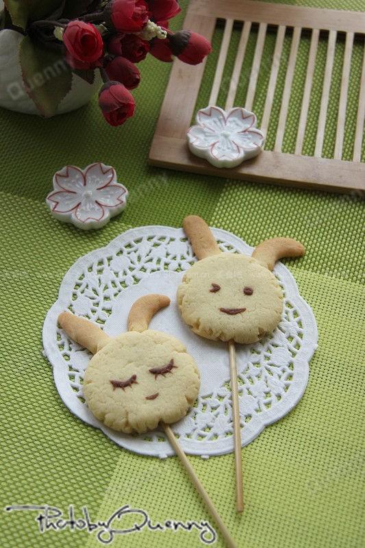 可爱小动物饼干棒