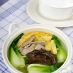 海参瘦肉汤(让考生提高记忆力的高考食谱)
