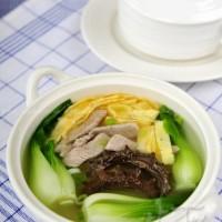 海参瘦肉汤