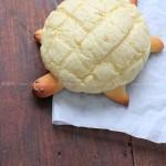 乌龟面包(早餐菜谱)