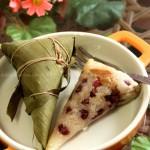 蜜豆小枣粽子(端午节如何包粽子)