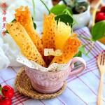 蜂蜜蕾丝卷(自制零食)