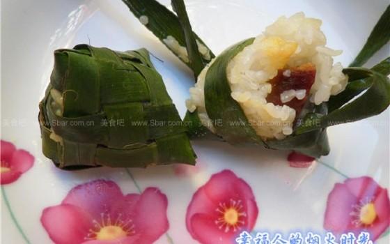 云南传统粽子(包粽子的方法与步骤)