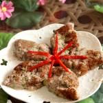 肉末豆渣饼(电饼铛菜谱)