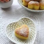 心形小海绵蛋糕(甜品点心)