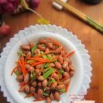 芹菜凉拌花生米