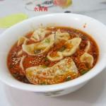 白萝卜馅饺子(早餐菜谱)