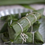 枕头粽(包粽子的方法与步骤)