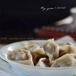 白菜大肉水饺(早餐菜谱)