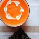 菠萝草莓果蔬冰(甜品)