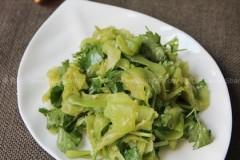 莴笋鲜榨菜
