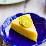 青柠乳酪蛋糕(甜品点心)