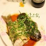清蒸鱼(清蒸菜)